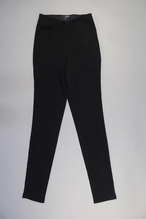 Soeur Black High-Rise Leggings XS
