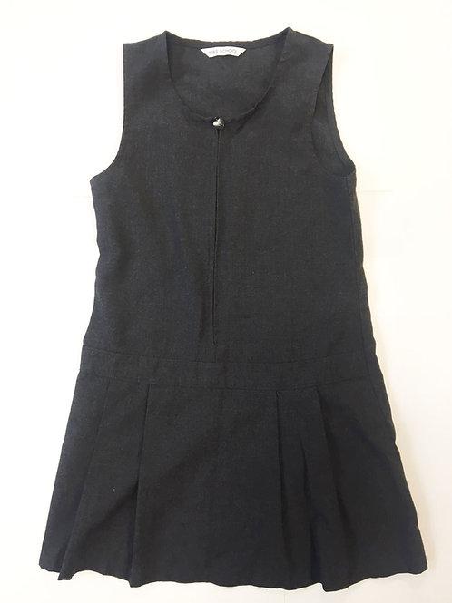 Girls grey dress 6-7 years