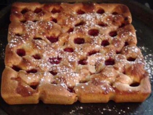 Marianne's delicious Raspberry cake (Year 4)