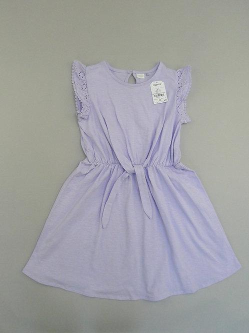 Next Girls Lilac Dress 9 Yrs RRP £9
