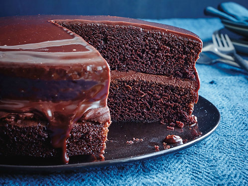 Camilla's Chocolate fudge cake (Reception and year 4)