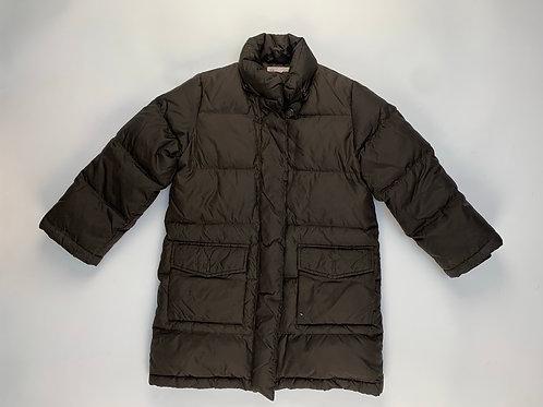 Bonpoint Dark Brown Down Puffer Jacket Size 6