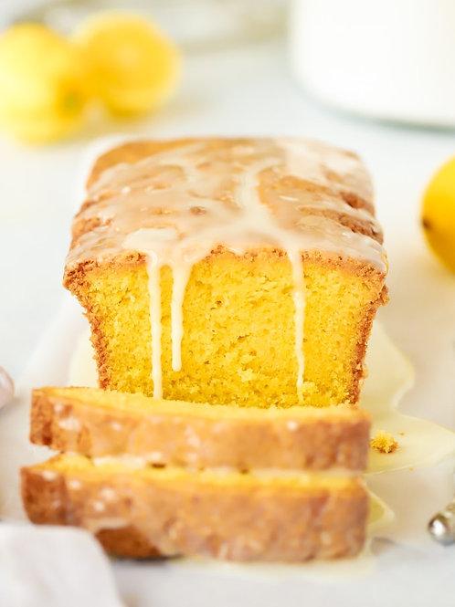 Jo Barnes Lemon drizzle cake (Year 1)
