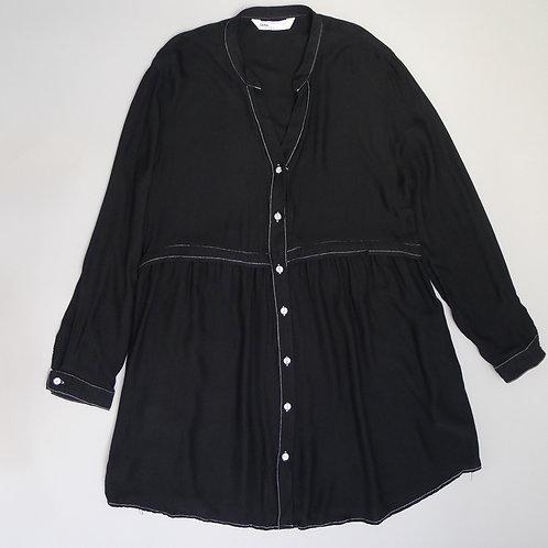 Zara Black Dress Size S Small