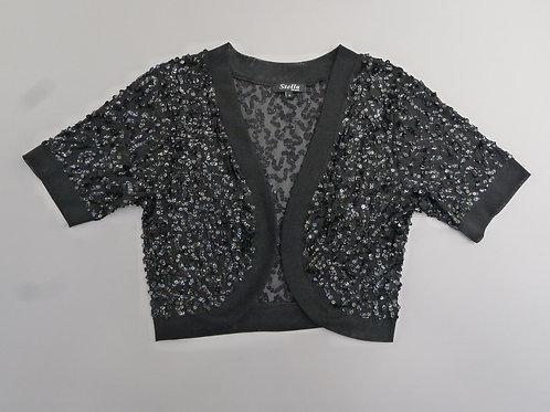 Stella Girls Sequin Vest Top Size 12