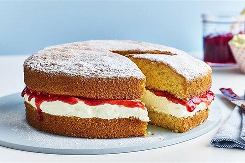 Jo Barnes Victoria Sponge cake (Year 3)
