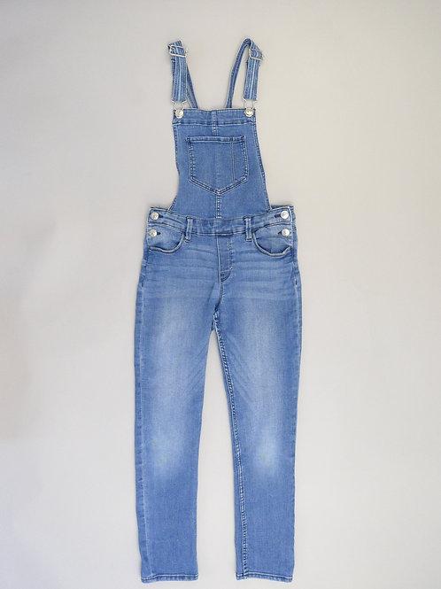 H&M Girls Denim Dungarees  9-10Y (140cm)