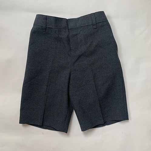 Grey shorts in various sizes