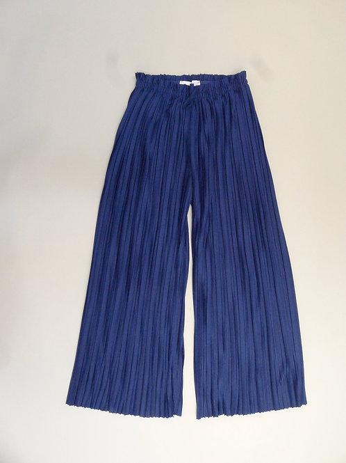 Zara Girls Navy Blue Trousers  11-12 Yrs (152 cm)
