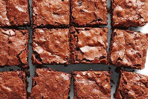 Debbie's yummy chocolate brownies (bag of 6) (Year 4)