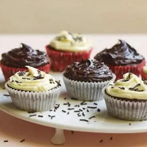 Azeb Asfiha's chocolate cup cakes (6 cakes) (Nursery and year 4)