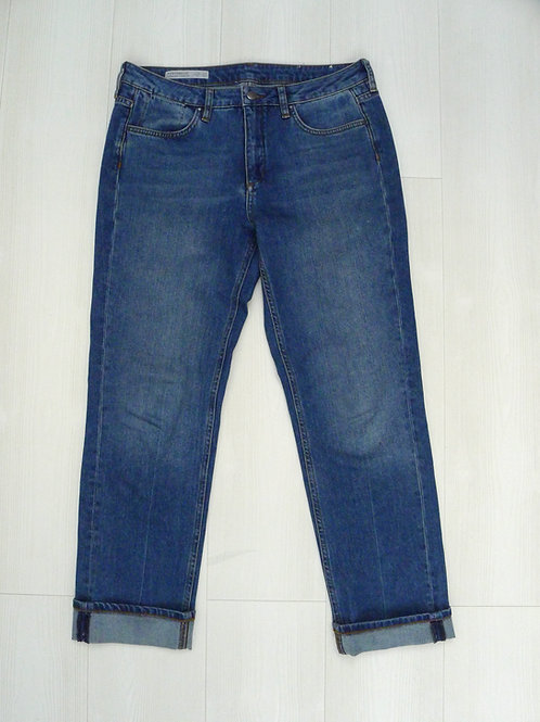 Jigsaw Portobello Denim Blue Jeans Size W32 L27