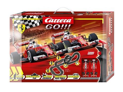 Carrera Go!!! Ferrari Race Spirit Slot Racing