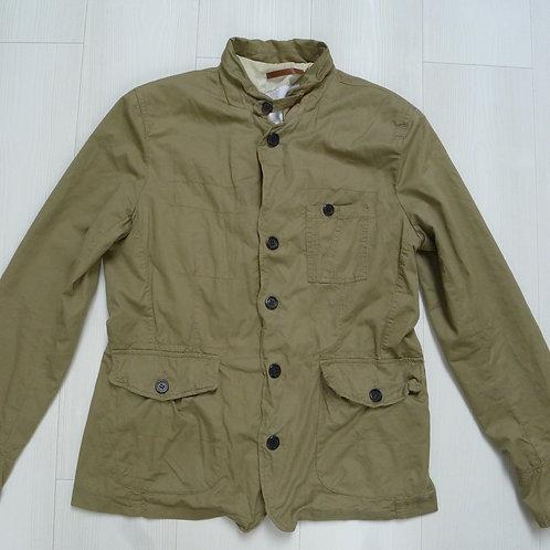 Zara Men's Khaki Jacket Size L