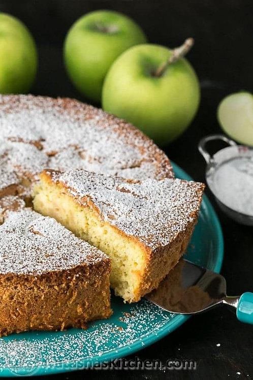 Viktorija's Russian Apple cake Sharlotka (Year 3 & 5)