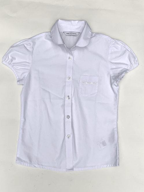 Cutesy school blouse