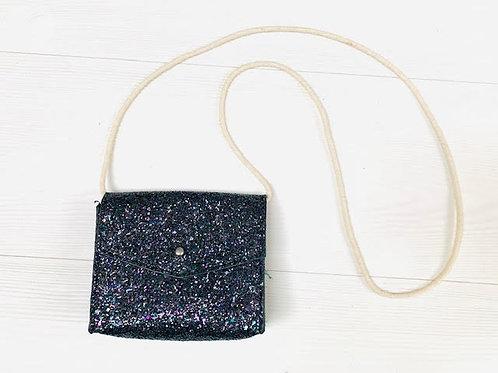 Zara Girls Glitter Mini Shoulder Bag