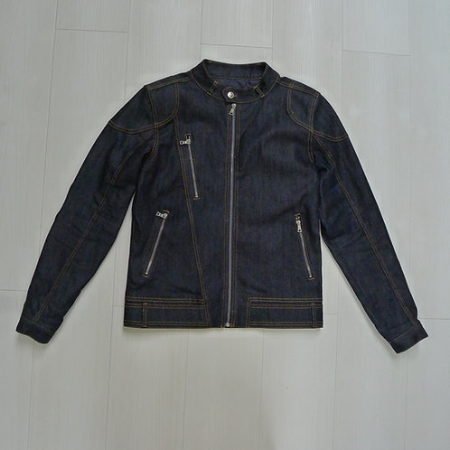 Zara Men's Denim Jacket Size L