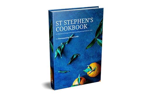 St Stephens Recipe Book