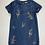 Thumbnail: Next Denim Girls Dress Size 7 Yrs