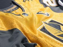 Vegas Unlocks New Golden Third Jersey!