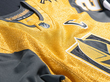 Vegas Unlocks New Golden Third Jersey!