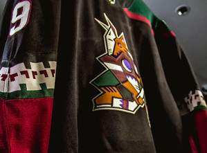 Coyotes Unveil New Third Jersey For 2018-19 NHL Season