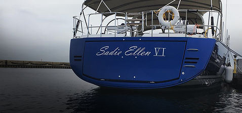Boat Graphics Custom Design & Install By S.A. Signs in Mississauga
