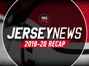 RECAP: All the New 2019-20 NHL Jerseys & Logos