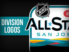 2019 NHL All-Star Game Division Colours & Logos Unveiled