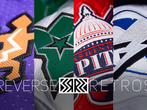 NHL Teases New Reverse-Retro Jerseys for All 31 Teams
