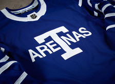 Leafs Unveil New Toronto Arenas Throwback Jersey!