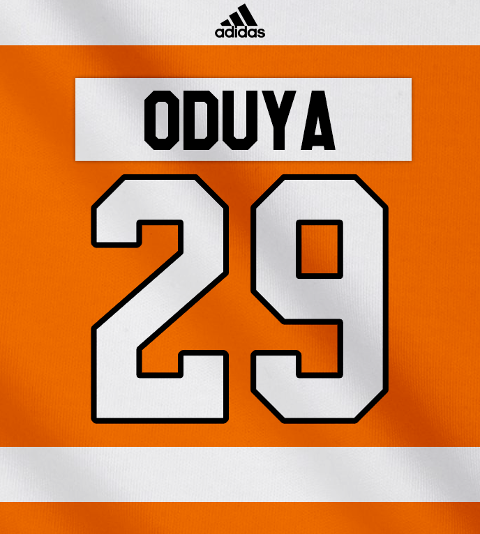 flyers numbers