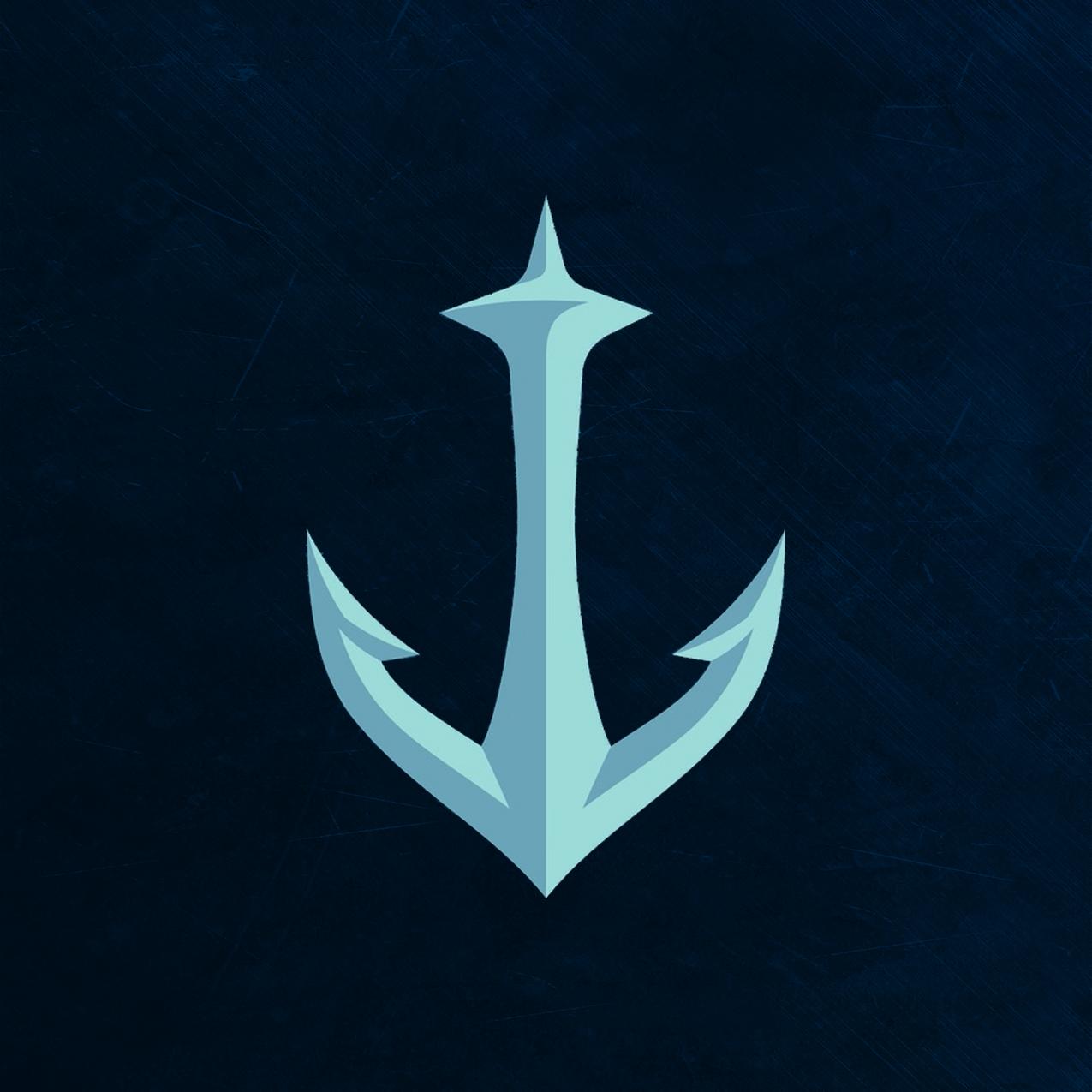 Seattle Kraken 2nd Logo