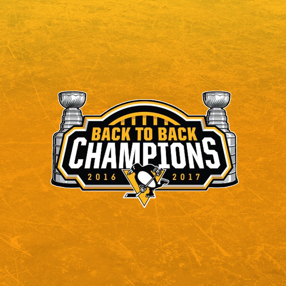 Back-to-Back Stanley Cup Champions