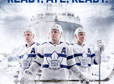 Maple Leafs 2018 NHL Stadium Series Uniforms Unveiled