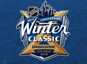 2017 Sabres, Rangers, Winter Classic Logos Unveiled