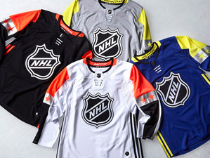 2018 NHL All-Star Jerseys Unveiled!
