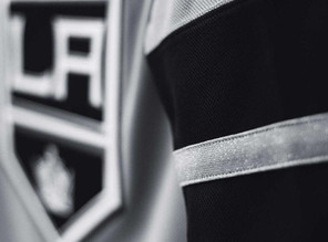 L.A. Kings Officially Unveil Silver Third Jersey for 2018-19