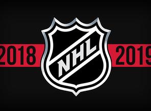RECAP: All The New 2018-19 NHL Logos & Jerseys