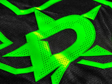 Dallas Stars Go Neon with New Black Third Jersey