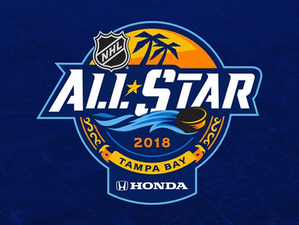 2018 NHL All-Star Game Logo Unveiled!