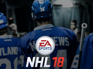 McDAVID TO BE ON NHL 18 COVER?