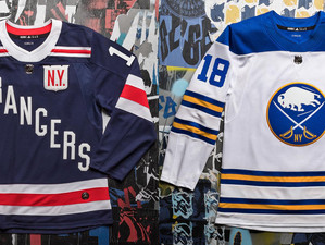 Rangers, Sabres 2018 Winter Classic Jerseys Revealed!