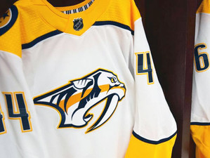 PREDATORS UNVEIL NEW AWAY JERSEY