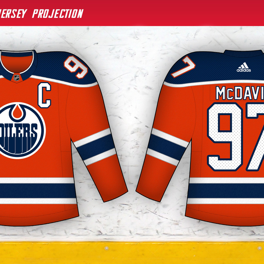 EDM Adidas Home - Stiched