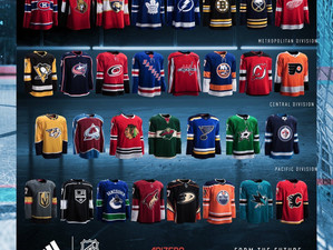 ADIDAS NHL JERSEYS REVEALED!