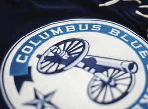 """Blue Jackets Bring Back """"Cannon"""" NHL Third Jersey for 2018-19"""