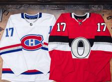 Senators, Canadiens NHL100 Classic Logos, Jerseys Revealed