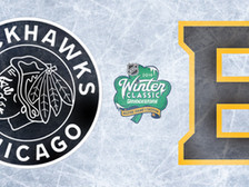 Bruins & Blackhawks 2019 Winter Classic Logos Revealed